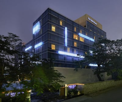 Taj Club House (A Taj Hotel),Chennai