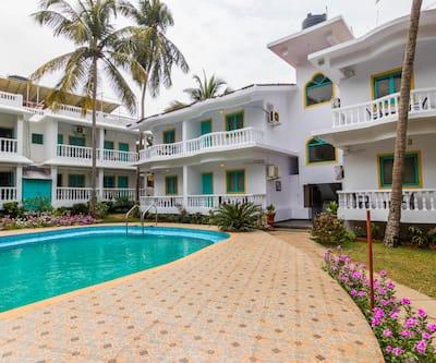 Dona Julia Beach Resort, Calangute,