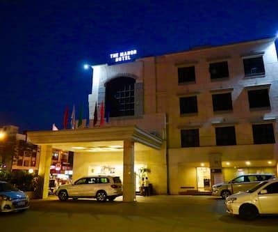 The Manor Hotel,Aurangabad