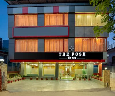 The Posh Hotel,Mcleodganj