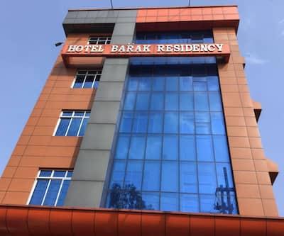 Hotel Barak Residency,Guwahati