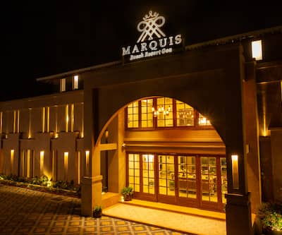 Marquis Beach Resort (A Beach Property),Goa