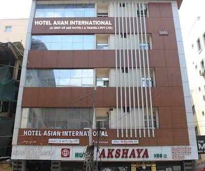 Hotel Asian International,Hyderabad