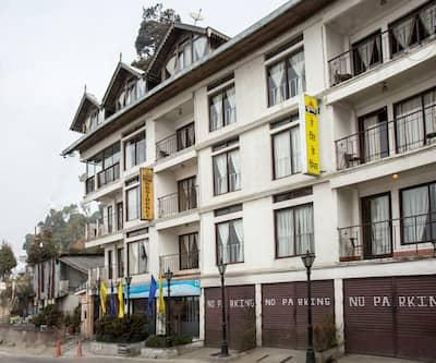 Hotel Krishna Residency,Darjeeling