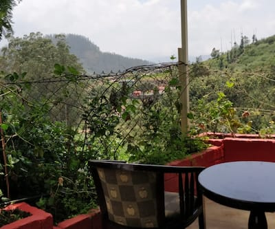 Tiger Hill Villa�,Ooty
