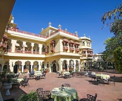 Alsisar Haveli - A Heritage Hotel,Jaipur