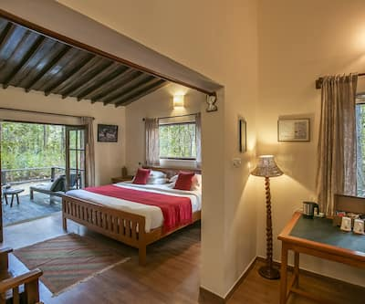 Kanha Jungle Lodge,Kanha