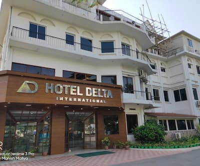 Hotel Delta International,Bodhgaya