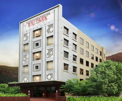 Hotel Raj Park,Tirupati