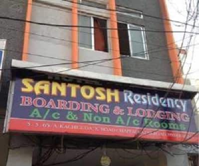 Hotel Santosh Residency,Hyderabad
