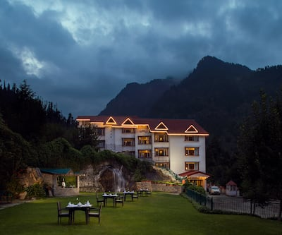 Apple Country Resort,Manali