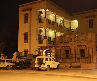 Hotel Desert Winds,Bikaner