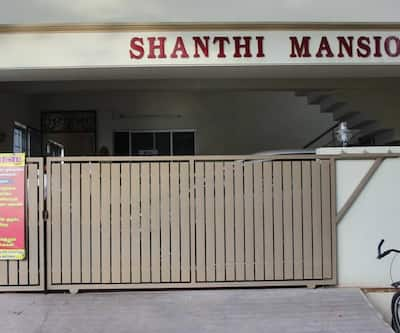 Shanthi Mansion,Coimbatore