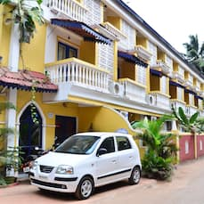 Castle House, Palolem, Goa