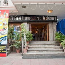 Hotel Annapoorna Residency, Hyderabad