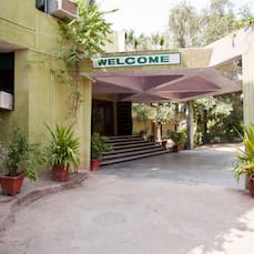 Hotel Bharatpur Ashok 3 Star S Inside Keoladeo National Park