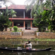 Backwater Retreat, Kumarakom