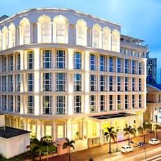 Meluha The Fern An Ecotel Hotel Mumbai In
