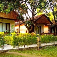 Corbett Wild Iris Spa and Resort, Corbett