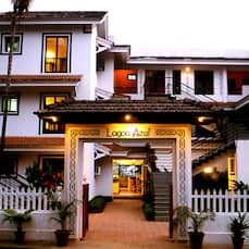 Resort Lagoa Azul, Goa