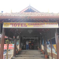 Hotel Charring Cross, Ooty