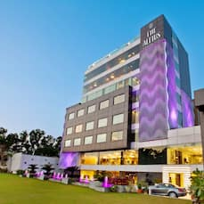 The Altius Hotel, Chandigarh