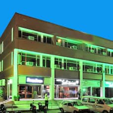Hotel Solitaire, Chandigarh