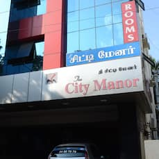 The City Manor, Chennai