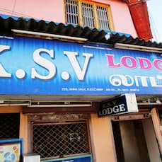 K.S.V. Lodge, Pondicherry