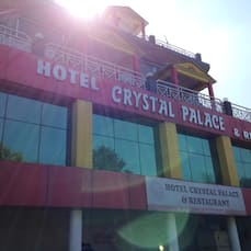 Hotel Crystal Palace, Dhanaulti