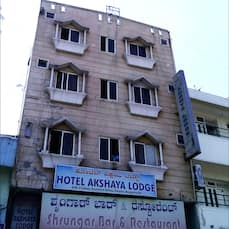 Hotel Akshay Lodge, Bangalore