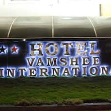 Hotel Vamshee International, Nizamabad