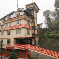 The Bellevue Hotel, Darjeeling