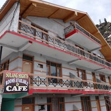 Hotel Solang Heights, Manali