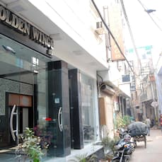 Hotel Golden Wings, New Delhi