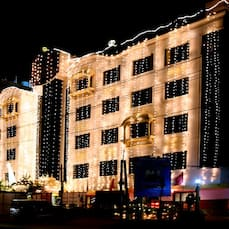SVN Lake Palace, Vizianagaram
