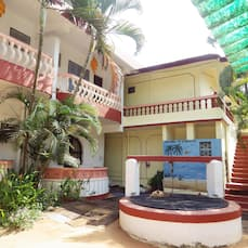D mellos Sea View House, Goa