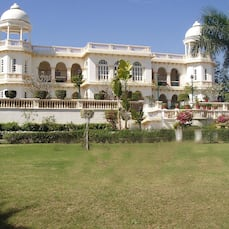 Balaram Palace Resort, Palanpur