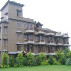 Blossoms Village Resort, Dharamshala