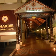 The Chakrie Residency Hotel, Tirupati