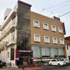 Hotel Center Point, Roorkee