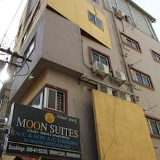 Moon Suites apartments, Bangalore