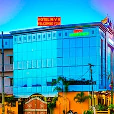 Hotel Mvv Residency In Karaikudi