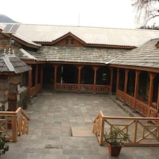 HPTDC The Castle, Manali
