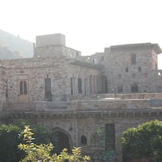 The Dadhikar Fort, Alwar
