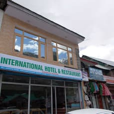 Hotel International, Sonamarg