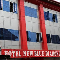 Hotel New Blue Diamond, Srinagar