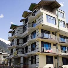 Hotel Peak View, Manali