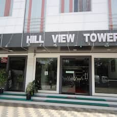 Hotel Hill View Tower, Mannarkkad