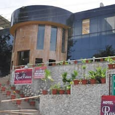 Hotel Royale Palace, Mount Abu